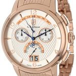 Invicta S. Coifman Swiss Quartz Rose Gold Men's Watch (SC0188)
