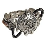 Steampunk: Alchemy Gothic EER Steam-Powered Entropy Calibrator Watch