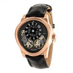 Egard Men's Quantus V2-Mayan Rose Gold Men's Watch