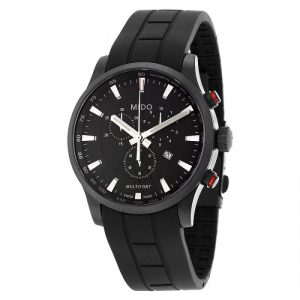 Mido 42mm Multifort Chronograph Men's Watch