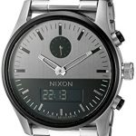 Nixon Duo Gunmetal Analog-Digital Men's Watch